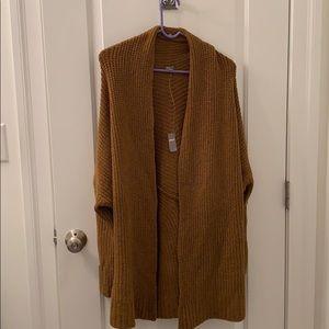 NWT American Eagle cozy shawl cardigan